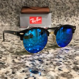 Ray Ban 4246 Round Clubmaster 901/17 51mm